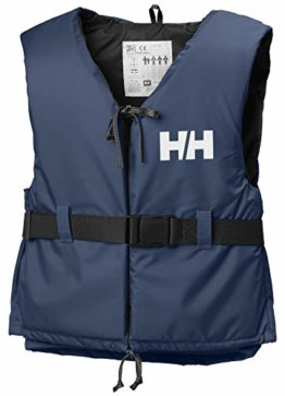 Helly Hansen Herren Rettungsweste Sport Ii Schwimmweste, Blau (Navy), XXS EU - 1