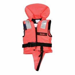 Lalizas 100N Rettungsweste Schwimmweste Kinder Erwachsene Baby, Auswahl:10-20kg - 1